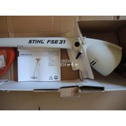 Stihl FSE 31 Elektro Motorsense mit Fadenkopf