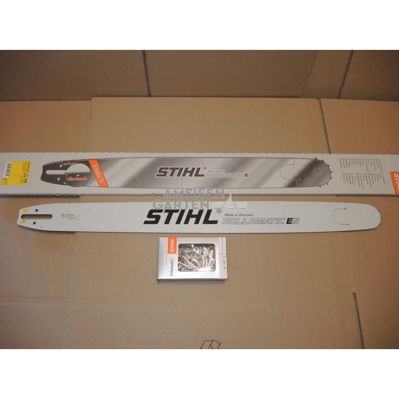 """Schwert passend für Stihl 075 076 AV 75 cm 404/"""" 91 TG 1,6 mm Führungsschiene bar"""