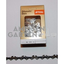 "Stihl PD Saw Chain 25 cm 1,3 3/8""P Picco Duro Carbide-Tipped 40 Drive Links"