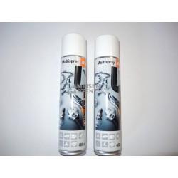 2x Stihl Multispray 400ml Reiniger + Schmiermittel + Korrosionsschutz